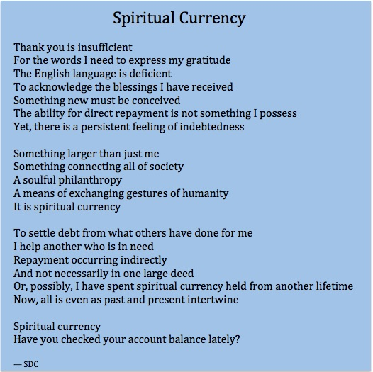 Spiritual Currency2