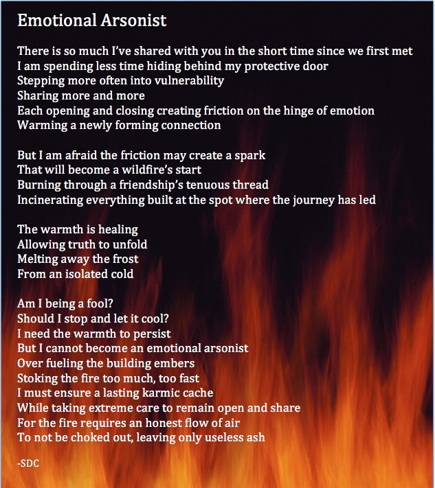 Emotional Arsonist